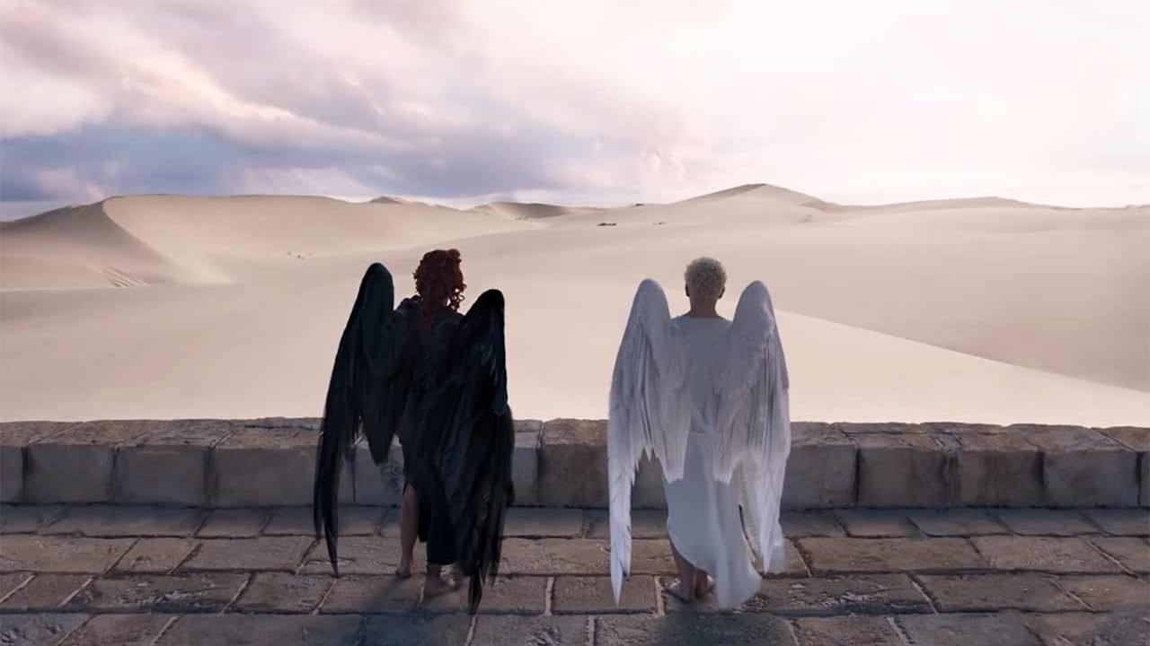 Good Omens: Neuer Trailer