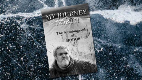 Hodor hat jetzt eine eigene Autobiografie