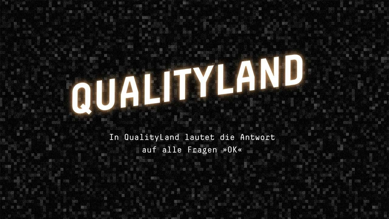 "Marc-Uwe Kling-Roman ""QualityLand"" wird HBO-Serie"