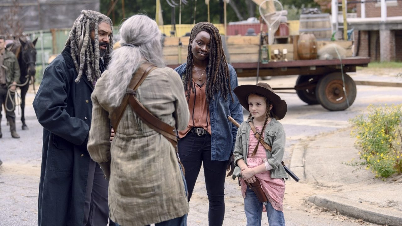 Review: The Walking Dead S09E15 – The Calm Before