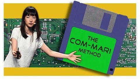 PC-Desktop aufräumen mit Marie Kondo
