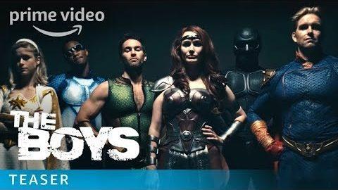 """Nur für Erwachsene: Neuer durchgeknallter Teaser-Trailer zu """"The Boys"""""""