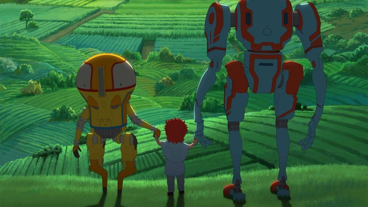 """Neue Netflix Original Anime Serie: """"Eden"""""""