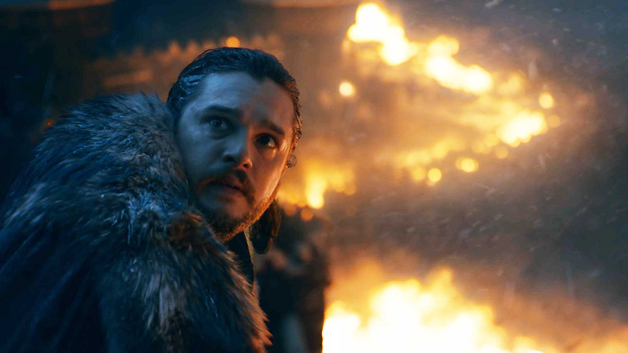 Review Game Of Thrones S08e03 The Long Night Schlacht Um