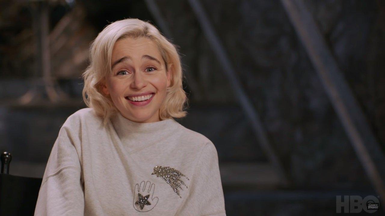 Game of Thrones: Cast blickt auf 8 Staffeln Dreharbeiten zurück