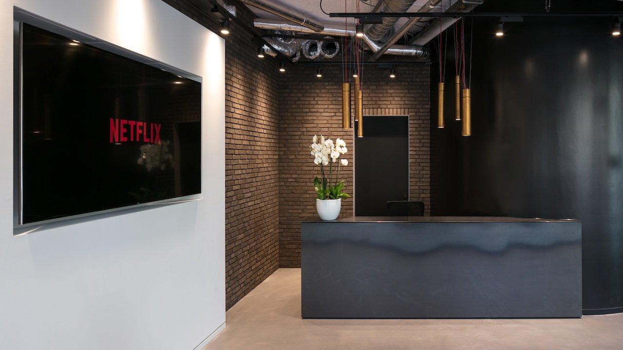 Netflix Amsterdam Europazentrale