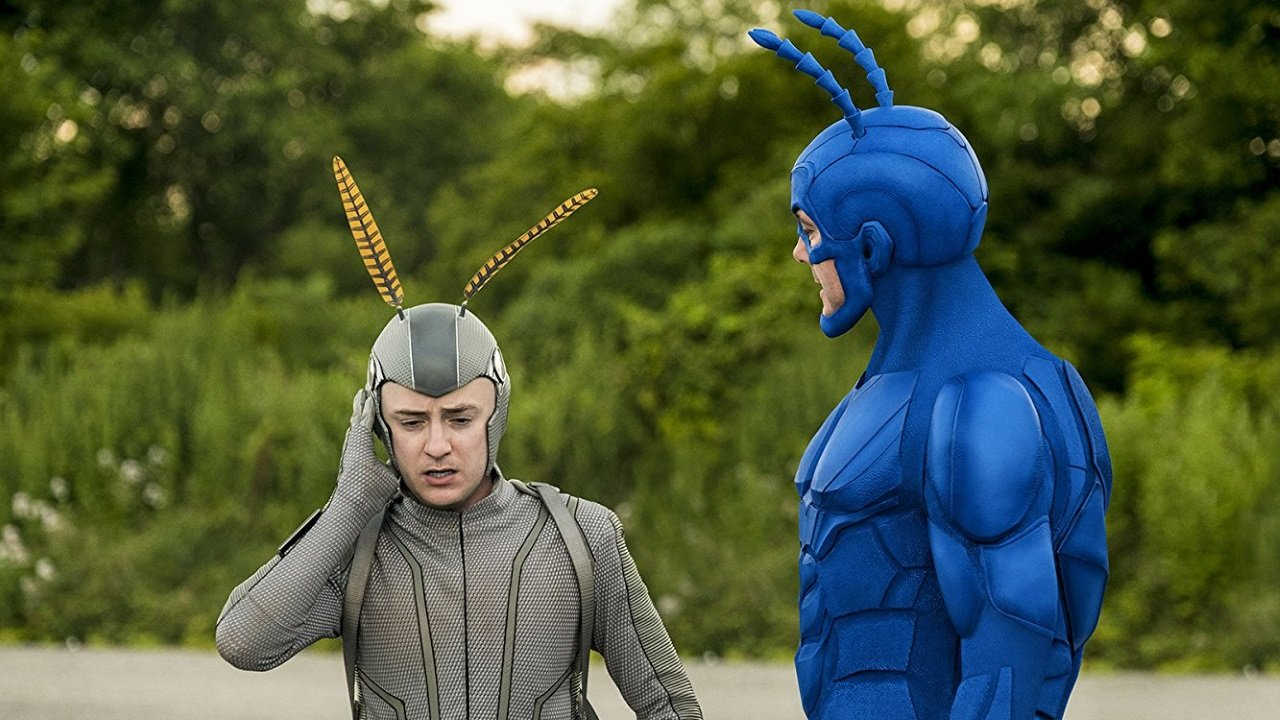 The Tick Arthur Season 2