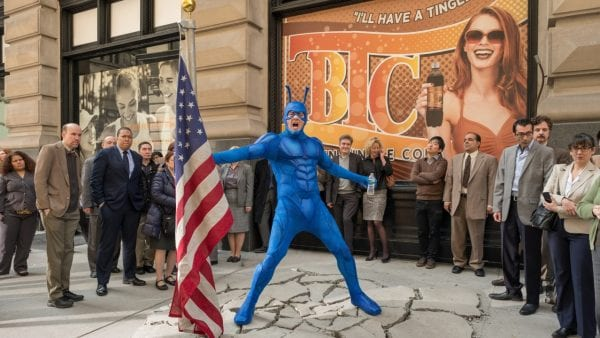 Review: The Tick – Staffel 2