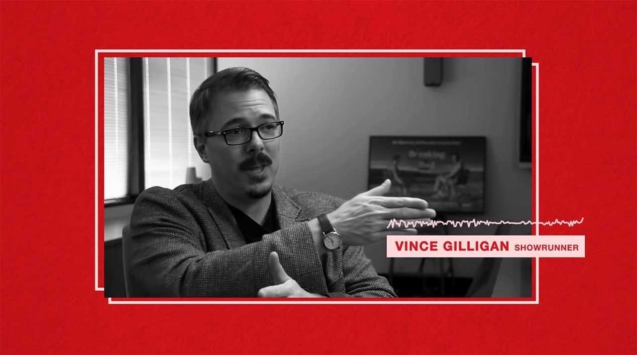 """Vince Gilligan spricht über die Drehbuch-Arbeiten für """"Breaking Bad"""""""