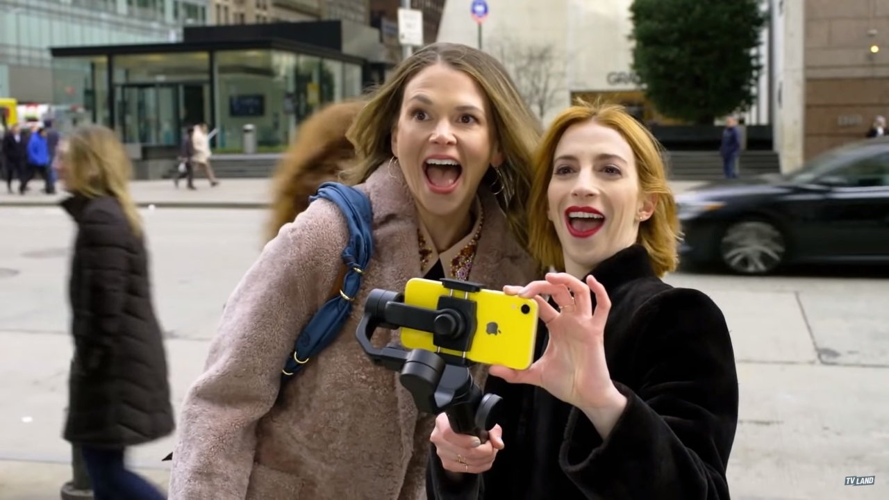 Younger: Behind the Scenes zur 6. Staffel