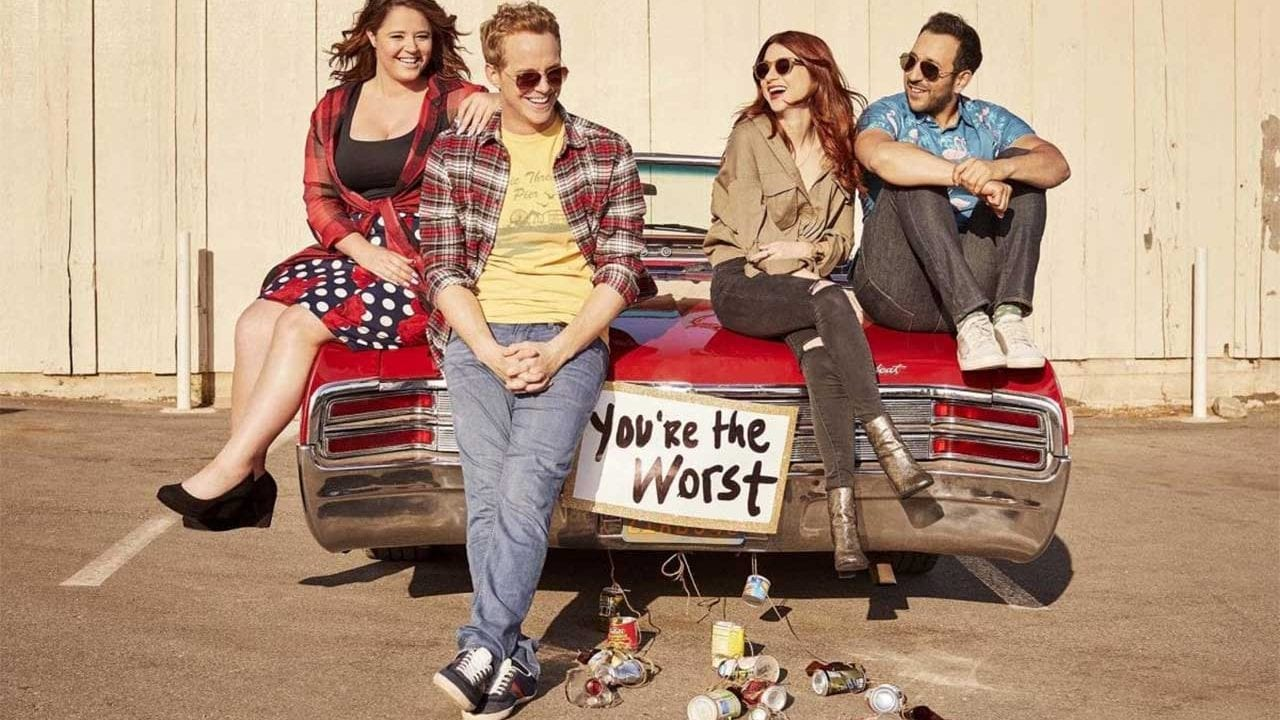 Review: You're The Worst – Staffel 5