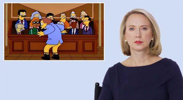 Anwältin beurteilt Gerichts-Szenen aus Film und Fernsehen