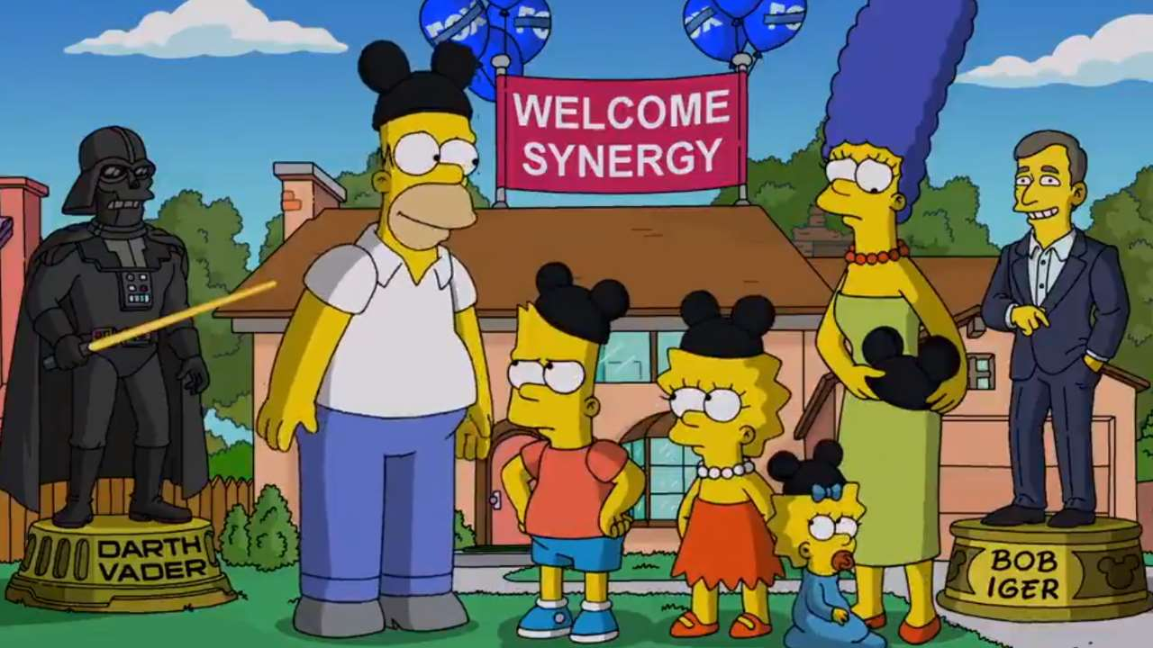 Disney+: Mit $7 Dollar pro Monat und den Simpsons gegen Netflix