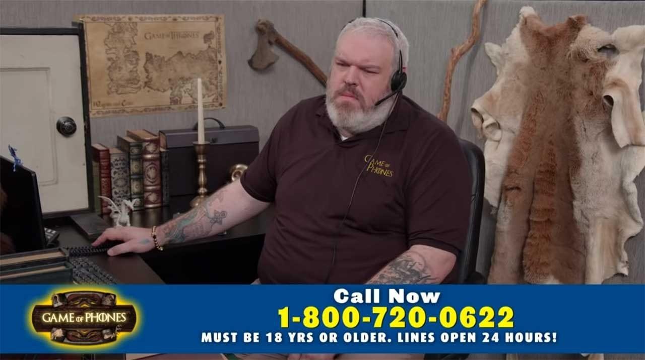 Game of Thrones: Cast an Service-Hotline für verwirrte Fans