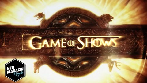 Neo Magazin Royale spielt Game of Shows