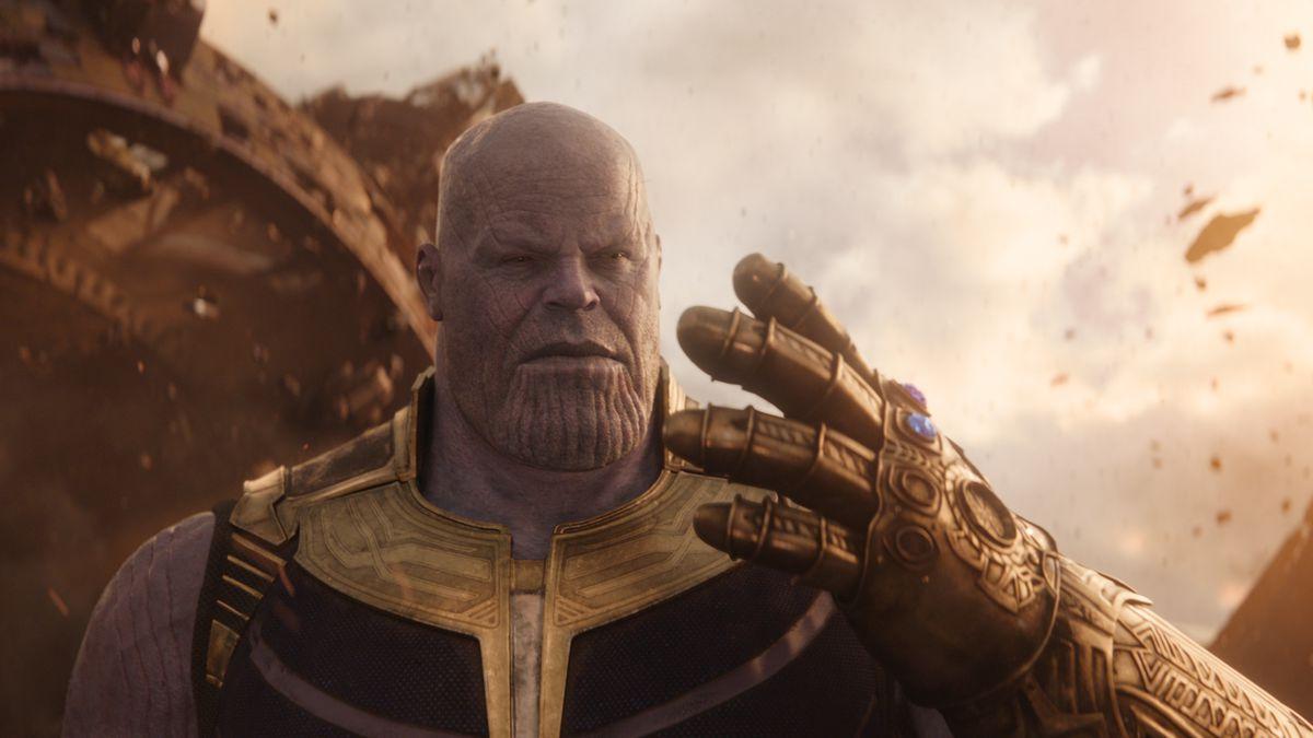 Marvel's Avengers: Thanos schnippst Google zur Hälfte aus