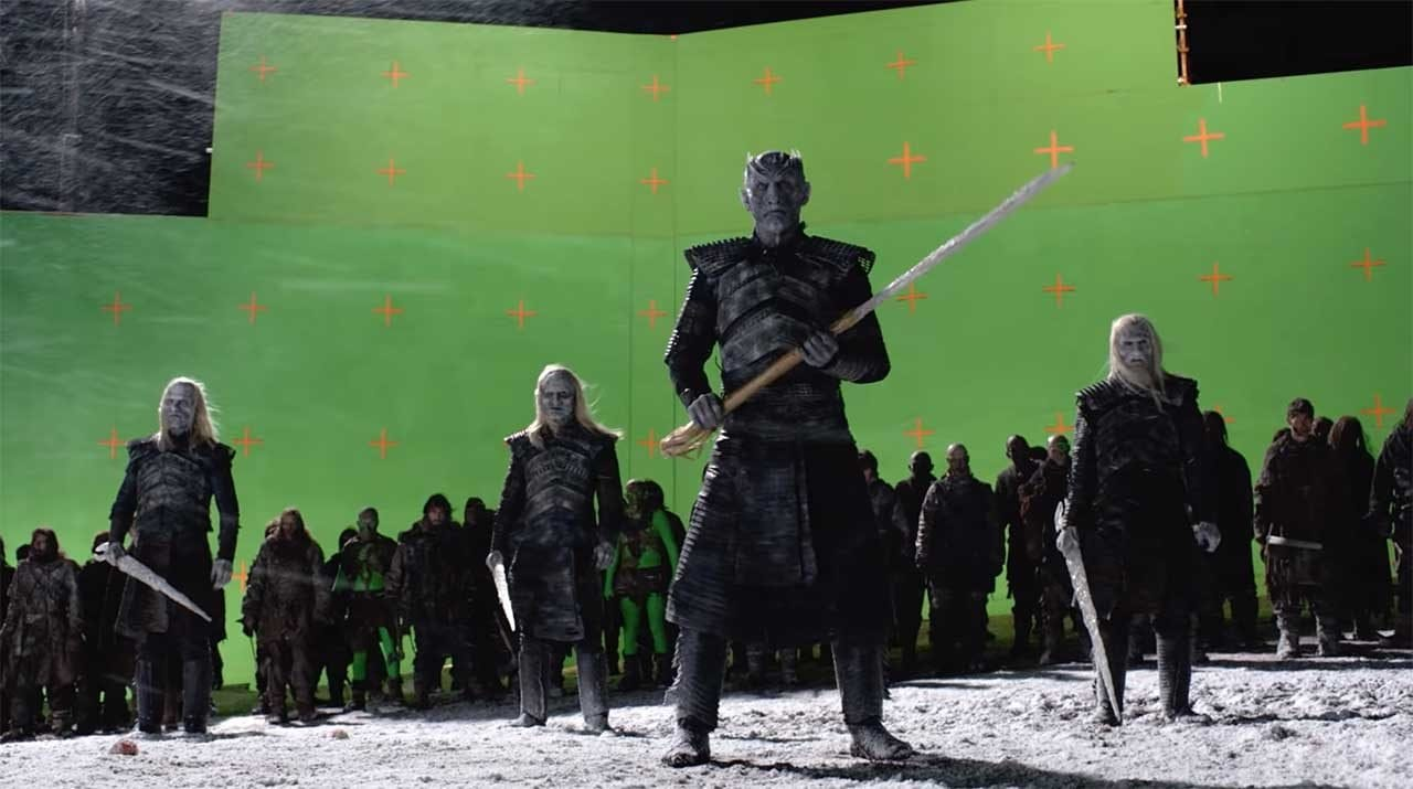 Inside Game of Thrones: A Story in Visual Effects