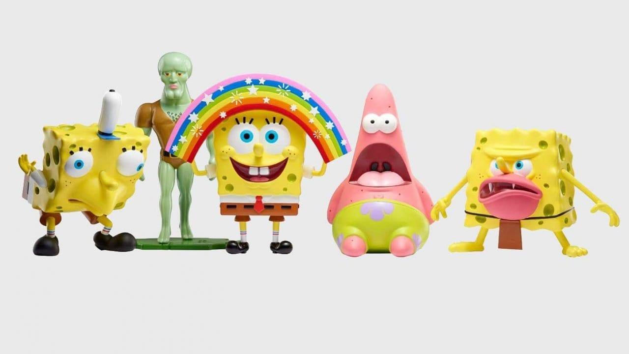 Spongebob Schwammkopf Memes-Spielzeug