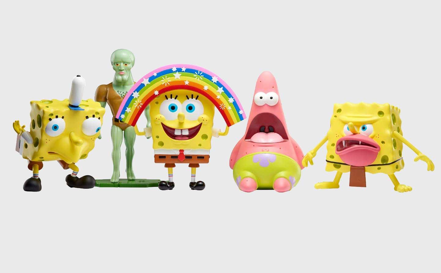 spongebob figuren
