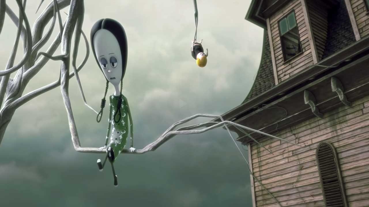 Die Addams Family: Trailer zum animierten Kinofilm