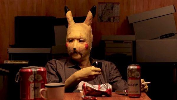 True Detective Pikachu