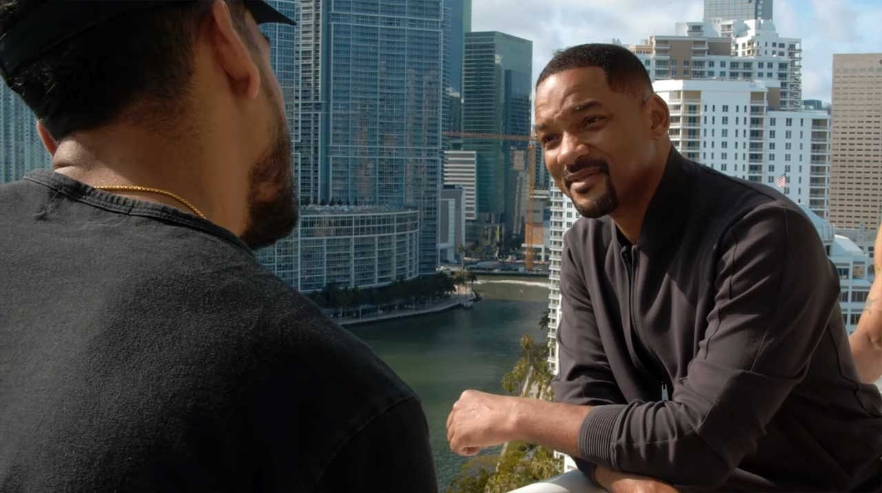 """Das denkt Will Smith über den """"Bel-Air"""" Fan-Trailer"""