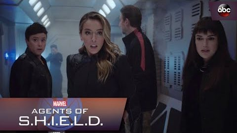 "Rasanter, neuer Trailer zur 6. Staffel von ""Agents of S.H.I.E.L.D."""
