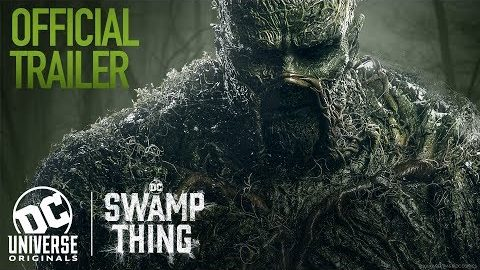 "Neuer, heftiger ""Swamp Thing""-Trailer"