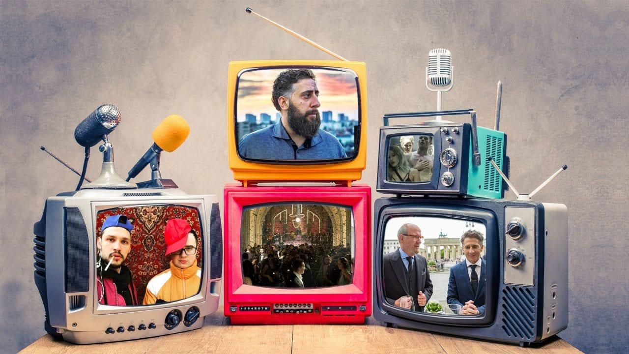 AWESOME 5: Die fünf besten Berlin-Serien