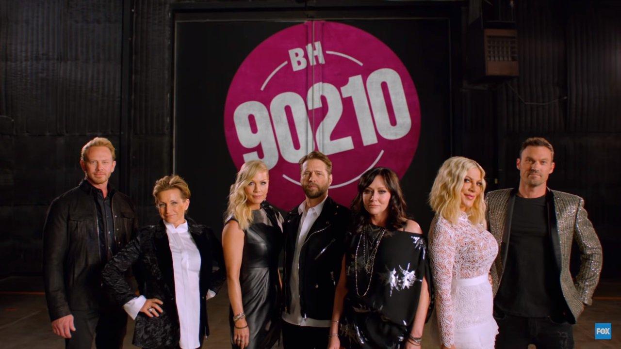 BH90210: Teaser zum Revival des Serienklassikers