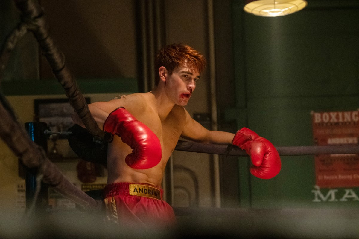 Riverdale Season 3 Archie KJ Apa