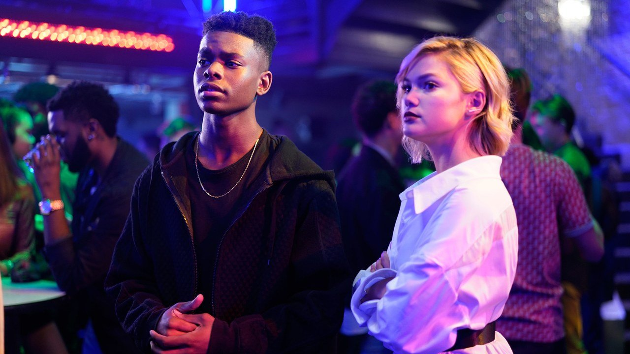 Cloak and Dagger Season 2 Tandy Tyrone