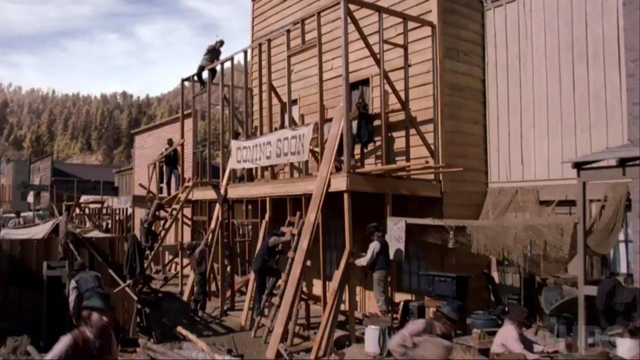 Deadwood: Serien-Recap zum Filmstart
