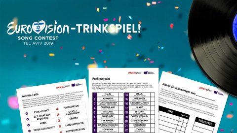 Eurovision Song Contest: Unser Trink- & Tippspiel zum ESC 2019 herunterladen