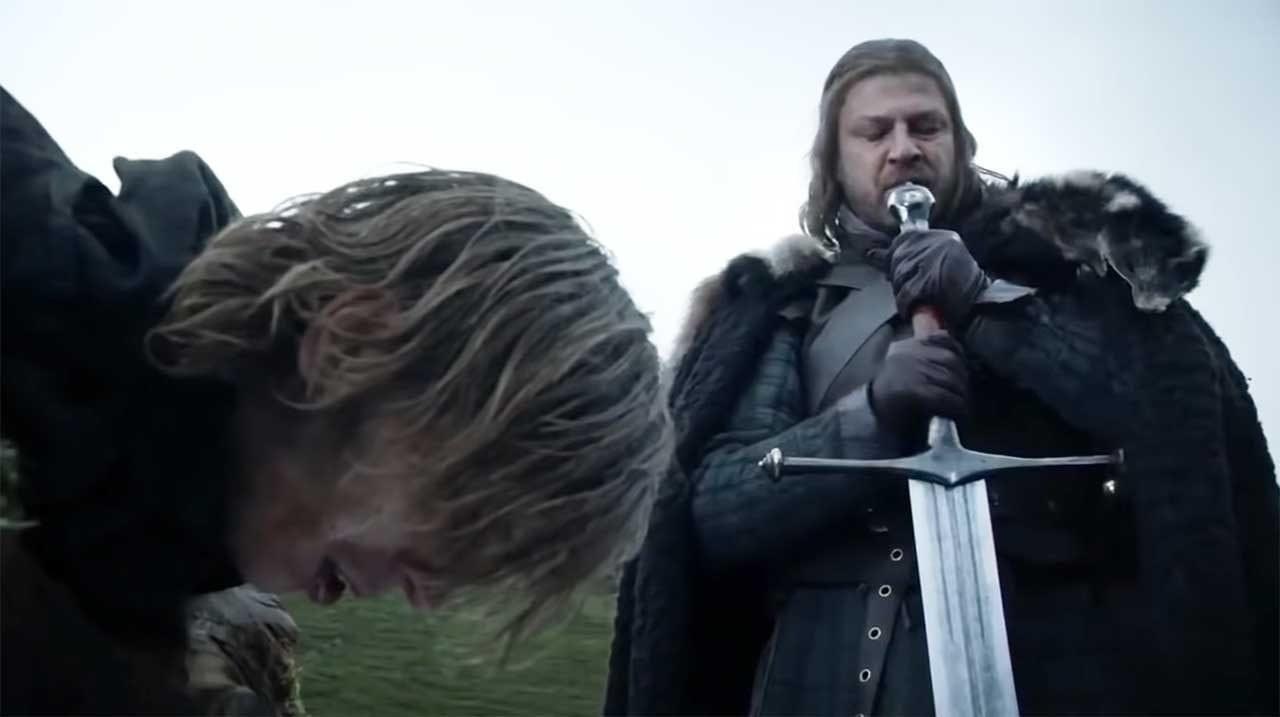 """Eine Sekunde aus jeder """"Game of Thrones""""-Folge"""