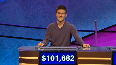 """Mit dieser aggressiven Strategie siegt Dauer-Gewinner James Holzhauer bei """"Jeopardy"""""""
