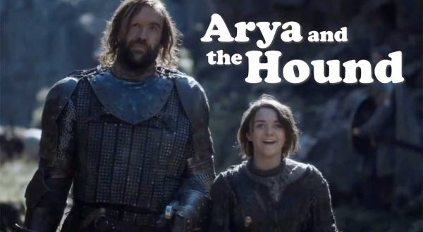 """Arya and the Hound"", die Sitcom"