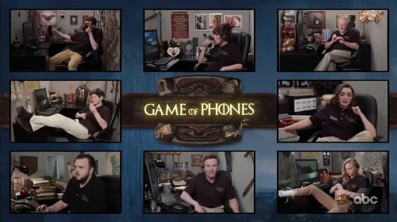 """""""Game of Thrones""""-Cast hilft erneut verwirrten Zuschauern an Hotline"""