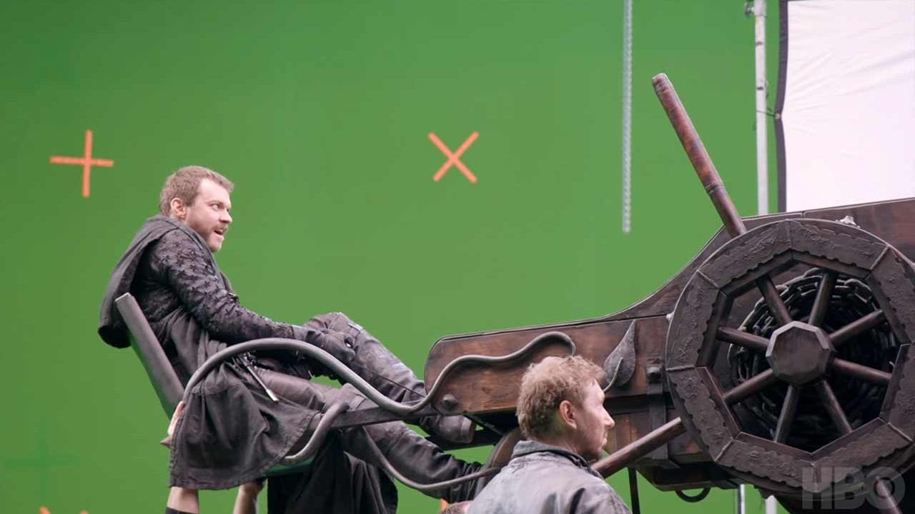 "Game of Thrones: Making of S08E04 ""The Last of the Starks"""