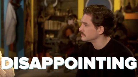 Game of Thrones Staffel 8: 3 Minuten enttäuschte Schauspieler
