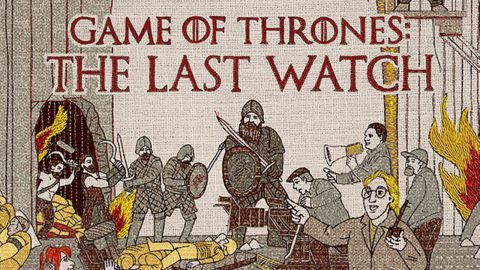 "Game of Thrones: Wann läuft die Doku ""The Last Watch"" auf Sky?"