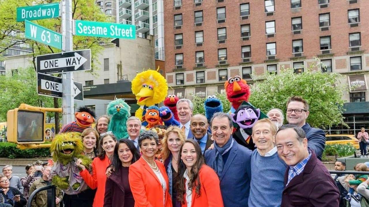 """In New York gibt es jetzt eine echte """"Sesamstraße"""""""