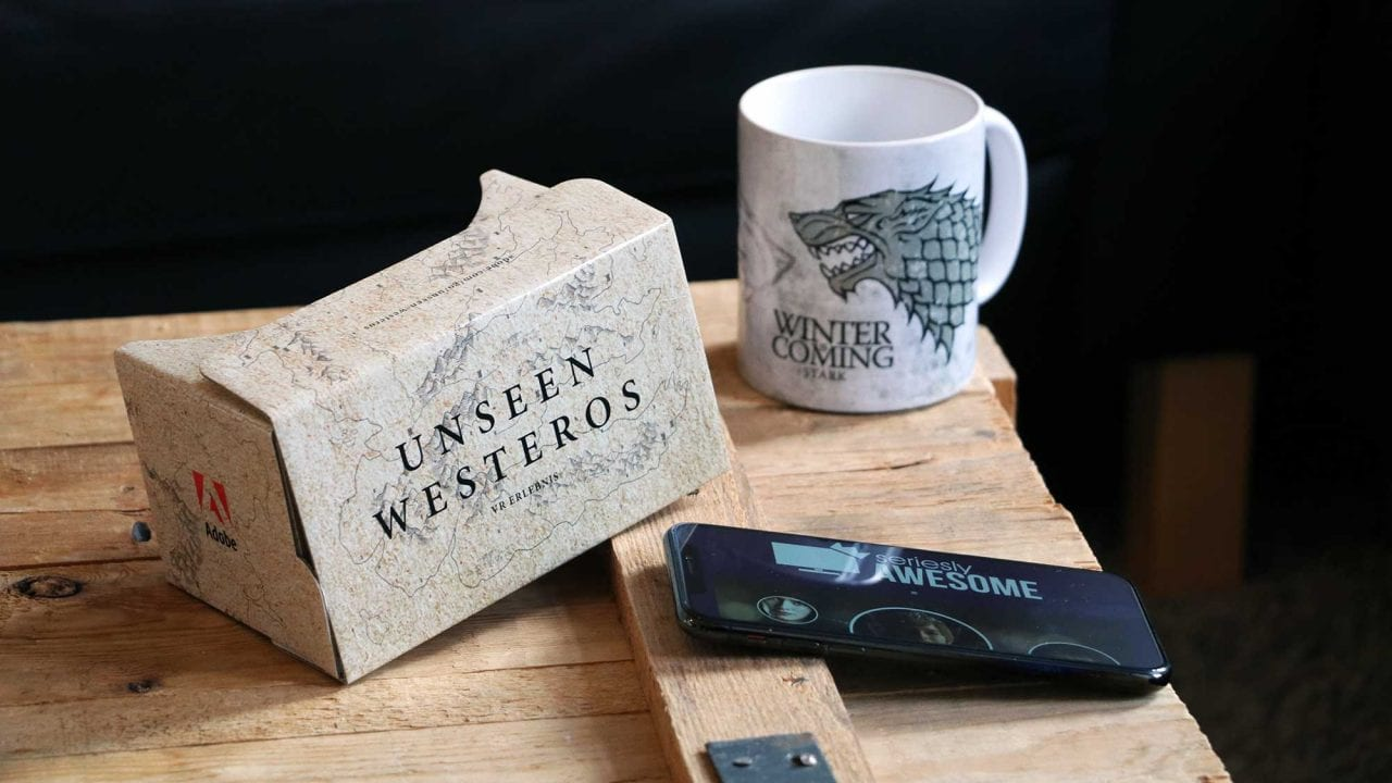 Game of Thrones: Westeros in Virtual Reality erleben