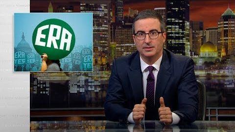 Last Week Tonight with John Oliver: Equal Rights Amendment