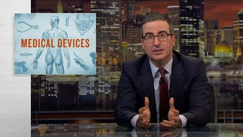 Last Week Tonight with John Oliver: Medical Devices