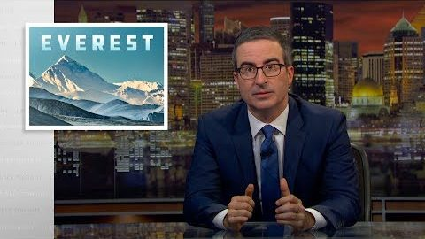 Last Week Tonight with John Oliver: Everest