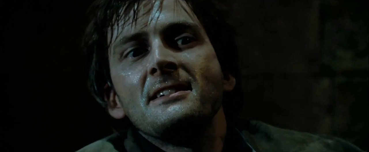 Harry Potter und der Feuerkelch Barty Crouch Jr David Tennant