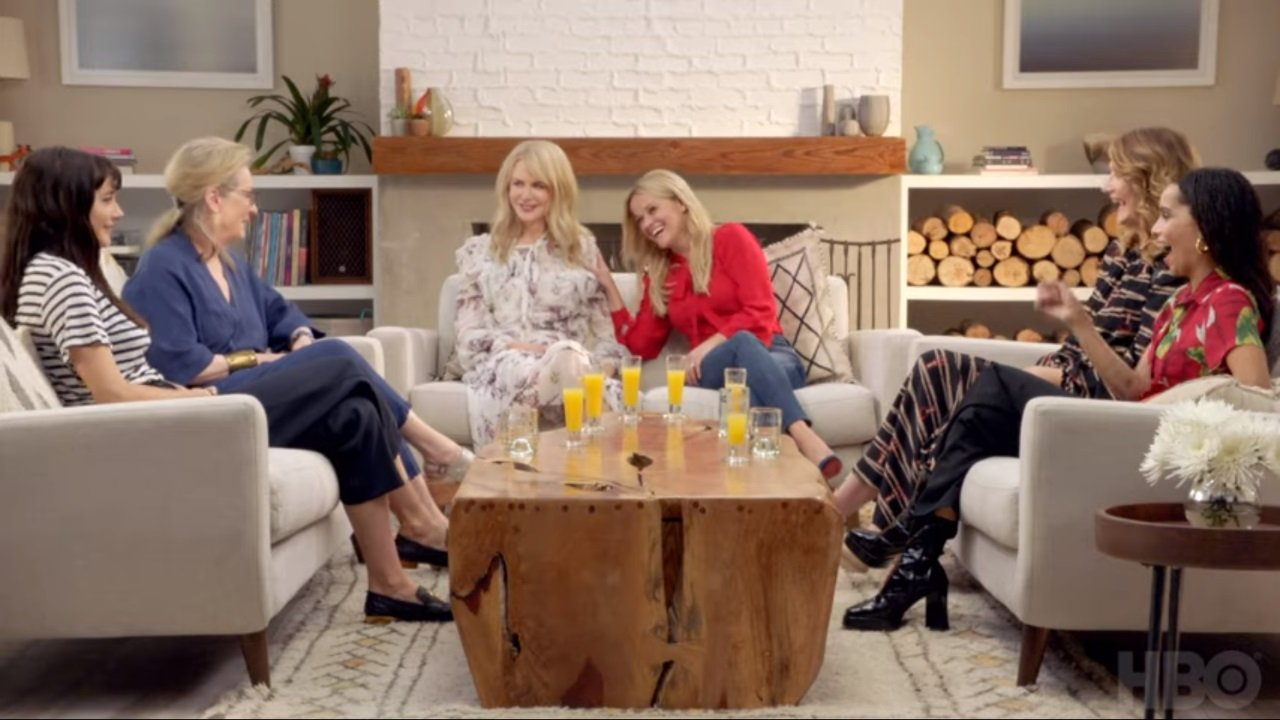 Big Little Lies: Roundtable mit den Hauptdarstellerinnen
