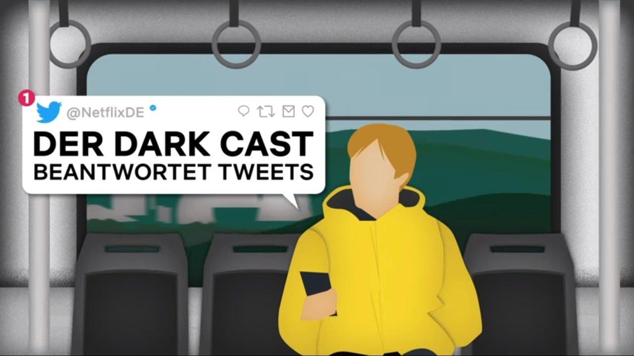 DARK: Cast beantwortet Tweets
