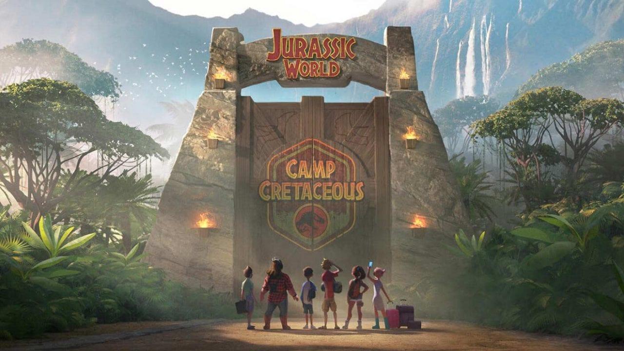 """""""Jurassic World: Camp Cretaceous"""" – animierte Dino-Serie für Netflix"""